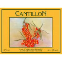 Cantillon Tyrnilambic Baie d'Argousier