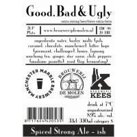 Brouwerij De Molen Good, Bad & Ugly