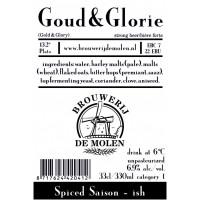 Brouwerij De Molen Goud & Glorie