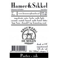 Brouwerij De Molen Hamer & Sikkel