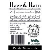 Brouwerij De Molen Haze & Rain