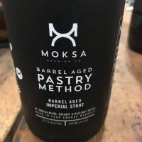 Moksa Brewing Company Pastry Method - Barrel Aged