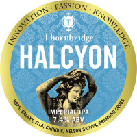 Thornbridge Brewery Halcyon