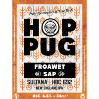 Craft Beers Hoppug Froawetsap Sultana & HBC692