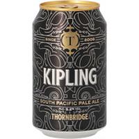 Thornbridge Brewery Kipling