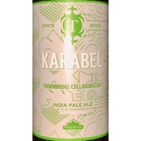 Thornbridge Brewery Karabel