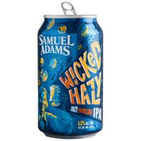 Boston Beer Company Samuel Adams Wicked Hazy