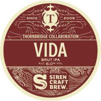 Thornbridge Brewery Vida