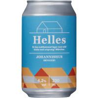 Johannishus Bryggeri Helles