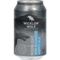 Wicklow Wolf Moonlight Non Alcoholic Hoppy Ale