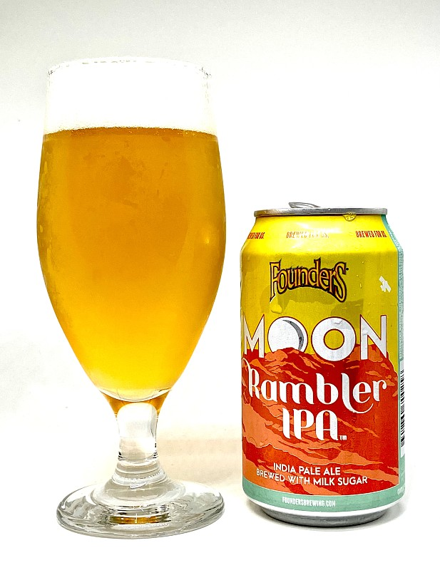 Founders Brewing Co. Moon Rambler IPA