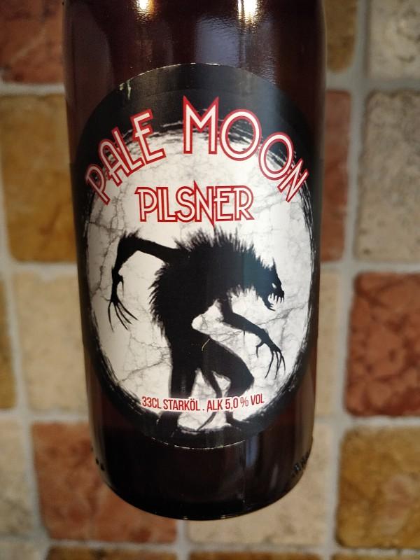 Snörsjö Hantverksbryggeri Pale Moon Pilsner