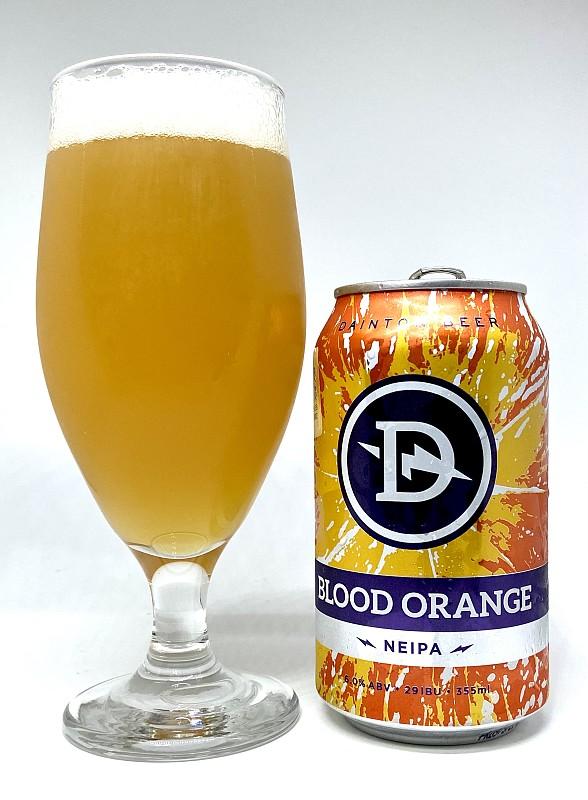 Dainton Family Brewery Blood Orange