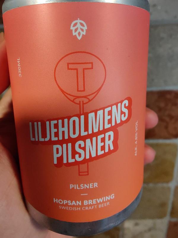 Hopsan Brewing Liljeholmens Pilsner