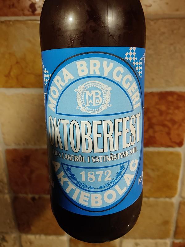 Mora Bryggeri Oktoberfest