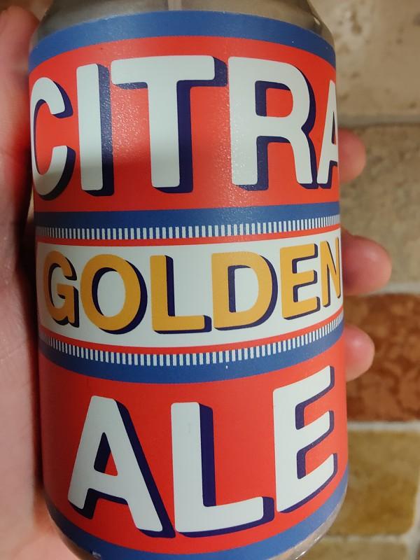 O/O Brewing Citra Golden Ale